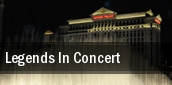 Legends In Concert Legends Family Theater tickets