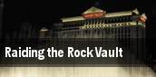 Raiding the Rock Vault tickets