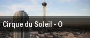Cirque du Soleil - O Las Vegas tickets