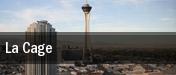 La Cage Las Vegas tickets