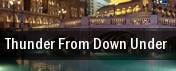 Thunder From Down Under Peppermill Concert Hall tickets