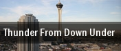 Thunder From Down Under Twin River Events Center tickets