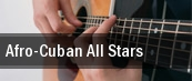 Afro-Cuban All Stars Annette Strauss Square tickets