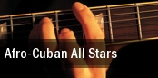 Afro-Cuban All Stars Washington tickets
