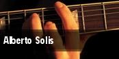 Alberto Solis tickets