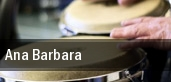 Ana Barbara tickets