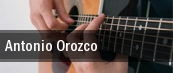 Antonio Orozco tickets