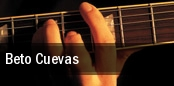 Beto Cuevas Belly Up tickets