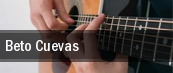 Beto Cuevas House Of Blues tickets