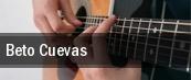 Beto Cuevas Slims tickets