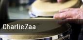Charlie Zaa Gothic Theatre tickets