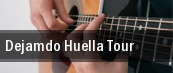Dejamdo Huella Tour East Rutherford tickets