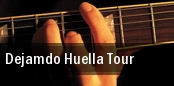 Dejamdo Huella Tour Izod Center tickets