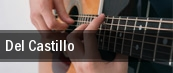 Del Castillo Austin tickets