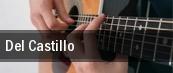 Del Castillo Austin tickets