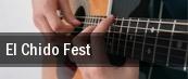El Chido Fest El Paso County Coliseum tickets