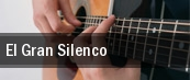 El Gran Silenco tickets