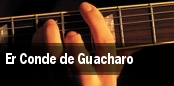 Er Conde de Guacharo tickets