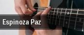 Espinoza Paz San Diego tickets