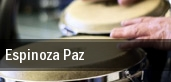 Espinoza Paz Warfield tickets