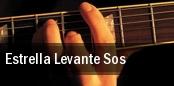 Estrella Levante Sos tickets