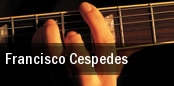 Francisco Cespedes tickets