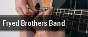 Fryed Brothers Band Indio tickets