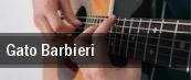 Gato Barbieri tickets