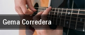 Gema Corredera tickets