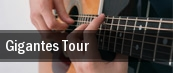 Gigantes Tour American Airlines Center tickets