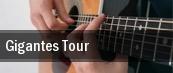Gigantes Tour Citizens Business Bank Arena tickets
