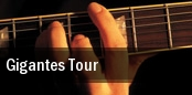 Gigantes Tour Izod Center tickets