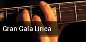 Gran Gala Lirica Miami Dade County Auditorium tickets