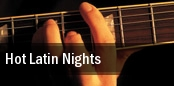 Hot Latin Nights Hult Center For The Performing Arts tickets