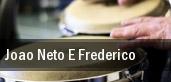 Joao Neto E Frederico tickets