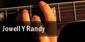 Jowell Y Randy tickets