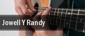 Jowell Y Randy Los Angeles tickets