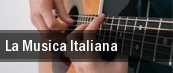 La Musica Italiana Atlantic City tickets
