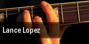 Lance Lopez New York tickets
