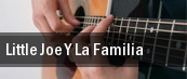 Little Joe Y La Familia El Paso Convention Center Hall tickets