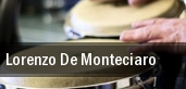 Lorenzo De Monteciaro tickets