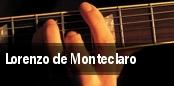 Lorenzo de Monteclaro tickets
