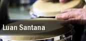 Luan Santana tickets
