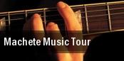Machete Music Tour El Paso County Coliseum tickets
