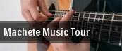 Machete Music Tour Laredo tickets