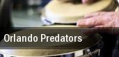 Orlando Predators Amway Arena tickets