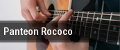 Panteon Rococo The Fillmore tickets