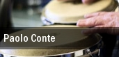 Paolo Conte tickets