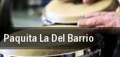 Paquita la del Barrio Santa Barbara tickets
