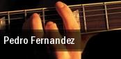 Pedro Fernandez tickets